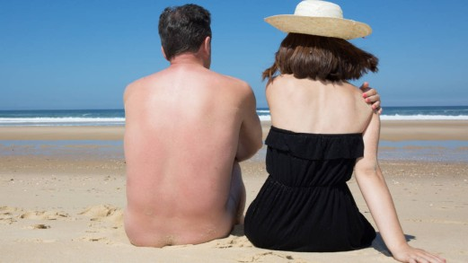 Spiagge per nudisti in Liguria