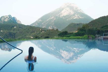È italiana una delle spa più belle del mondo