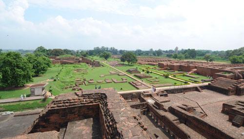 Nalanda-Mahavihara-india