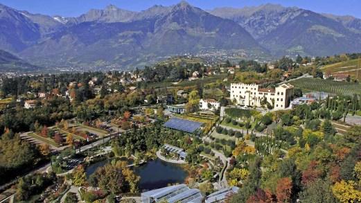 Ammirare il foliage nei giardini più belli d'Italia