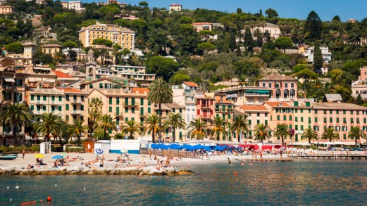 Spiagge e stabilimenti per single in Liguria