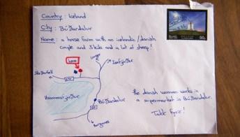 Islanda, basta la mappa al posto dell'indirizzo per recapitare una lettera