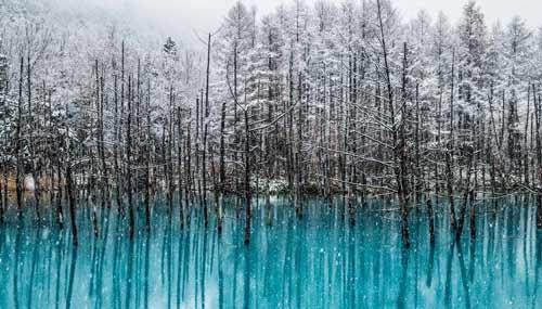 blue-pond-hokkaido-inverno