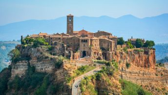 Un borgo per un weekend: Civita di Bagnoregio