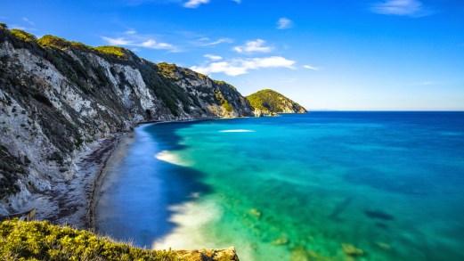 Le 10 spiagge più belle dell'isola d'Elba