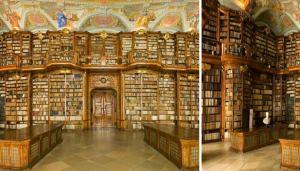 Austria-biblioteca-Bella-Bestia