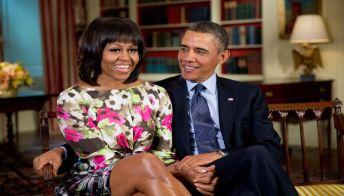 Barack e Michelle, pomeriggio da turisti a Siena