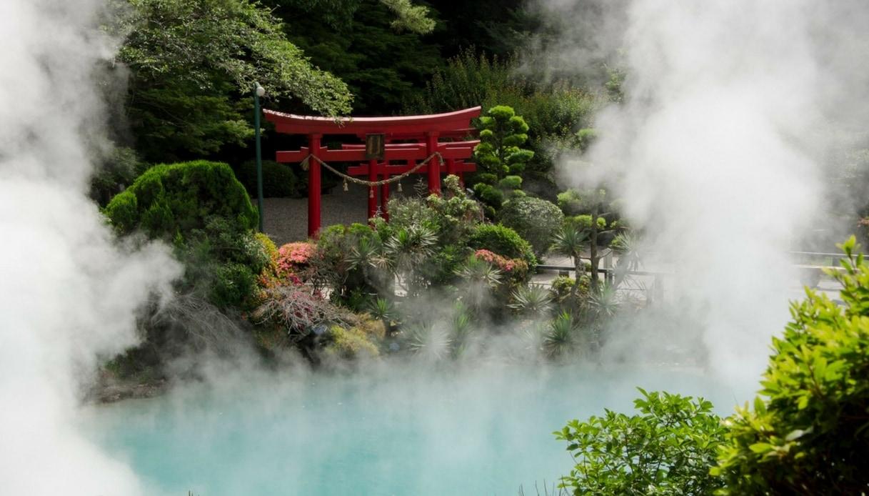 I Nove Inferni di Beppu: le terme più famose del Giappone