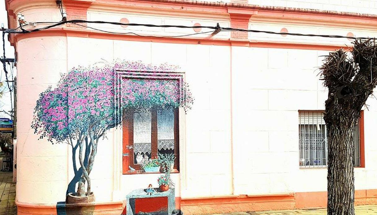 città dei murales uruguay