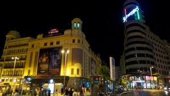Vita notturna a Madrid, capitale delle movida