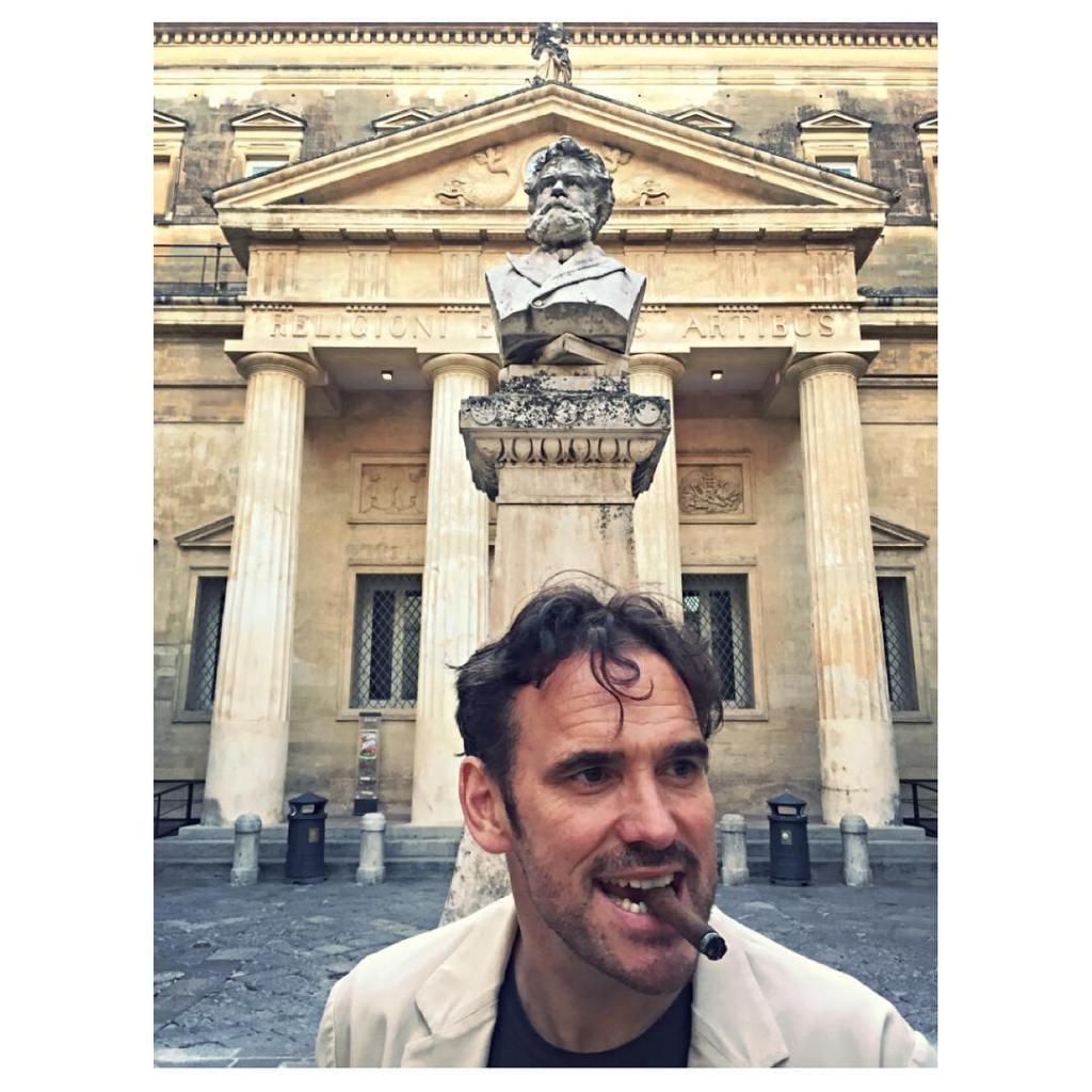 Matt Dillon a Lecce
