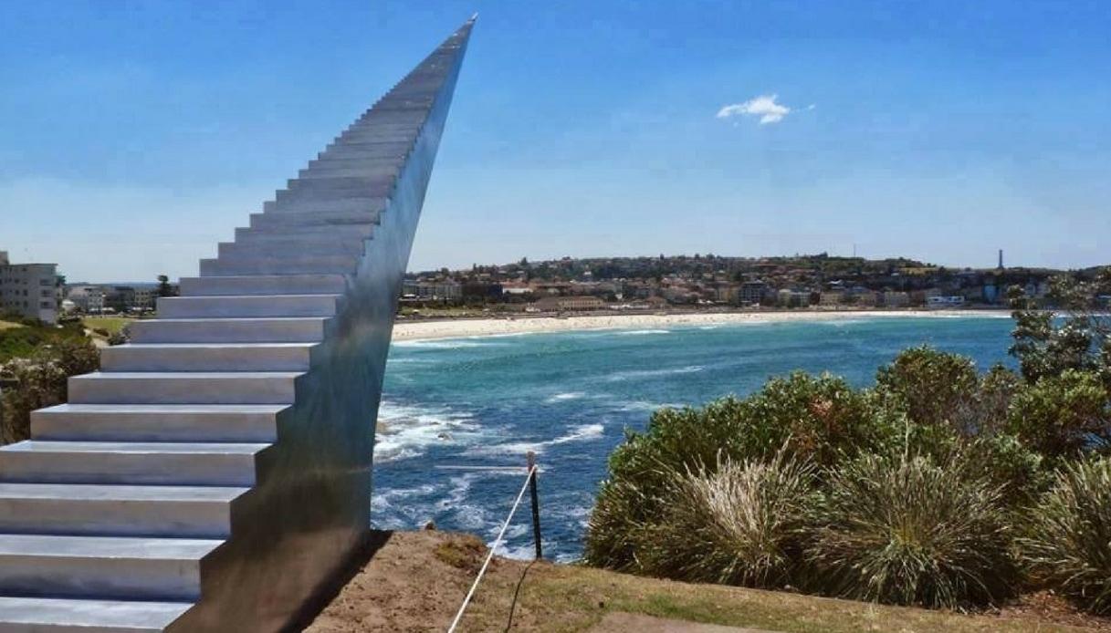 scala per il paradiso australia