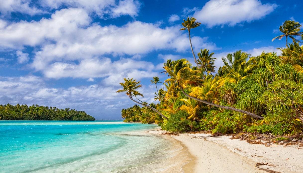 Isole Cook: verrà realizzata la nuova riserva marina più grande del mondo