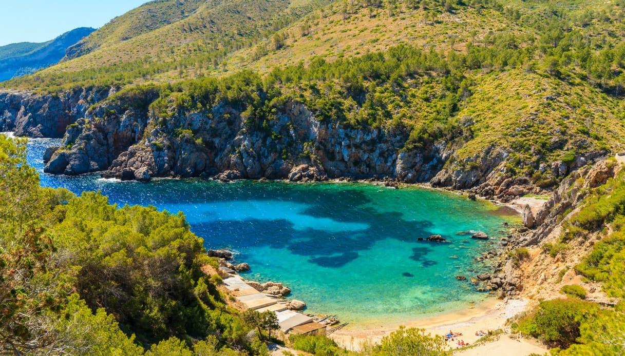 Le 10 spiagge migliori delle Isole Baleari per l'estate 2017