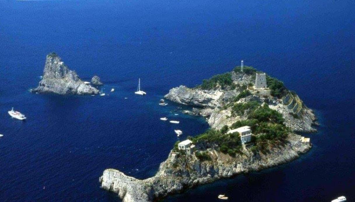 Isole Li Galli, il paradisiaco arcipelago tra Capri e Positano