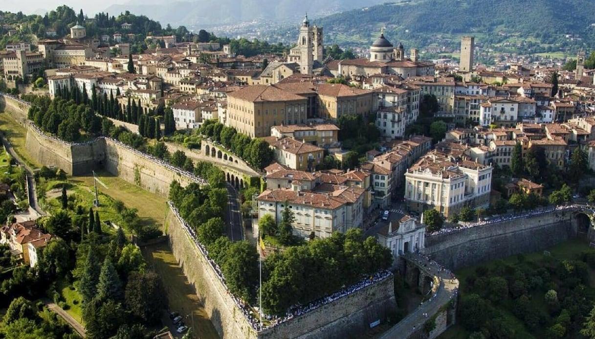 Le Mura di Bergamo dichiarate Patrimonio Mondiale Unesco