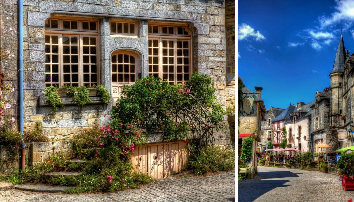 In Francia, il borgo da favola di Rochefort-en-Terre