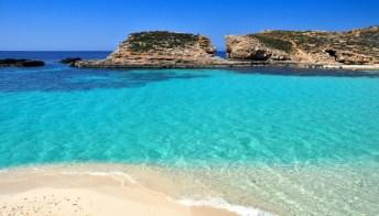 Cosa vedere a Comino e Malta, natura e spiagge da favola