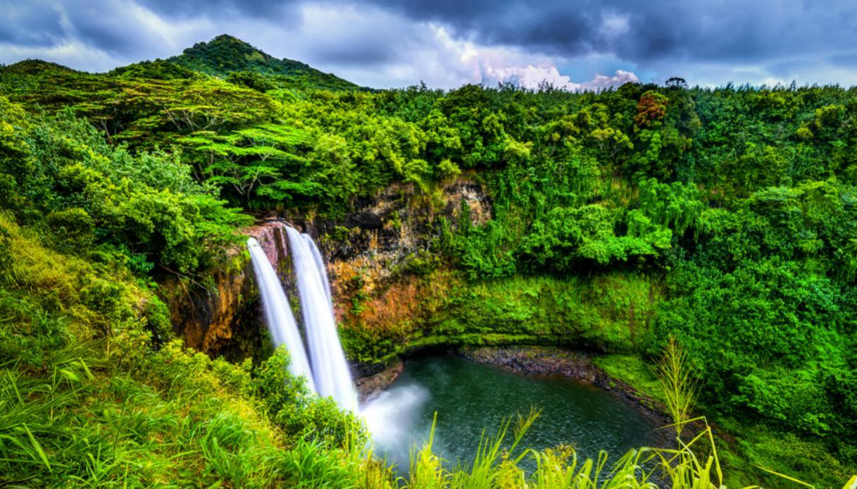 Contea Di Honolulu Hawaii cosa vedere alle isole hawaii: cascate, arcobaleni e vulcani