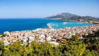 Viaggio a Zante, un tour culturale nel paradiso delle spiagge
