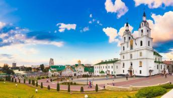 Un tour nella capitale della Bielorussia, cuore dell'Est Europa