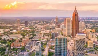 Un tour ad Atlanta, la capitale della Georgia, negli USA