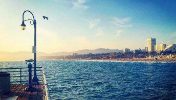 Santa Monica: la spiaggia più famosa della California