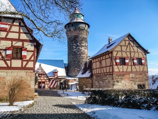 Centro storico di Norimberga
