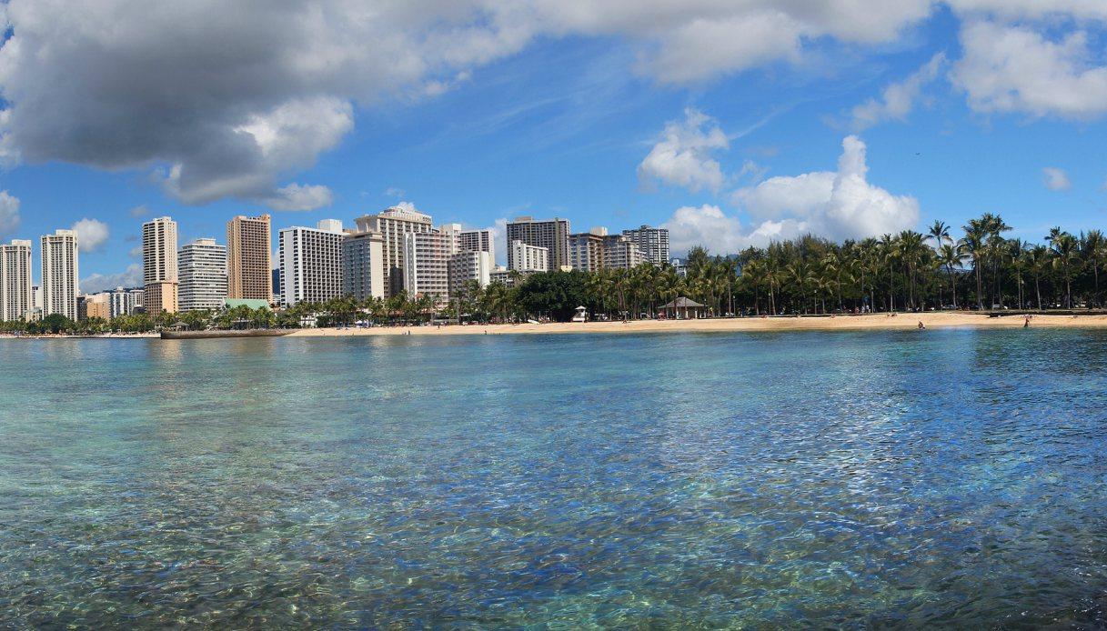 Contea Di Honolulu Hawaii una giornata nella capitale delle hawaii: honolulu | siviaggia