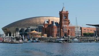 In viaggio a Cardiff tra castelli e modernità