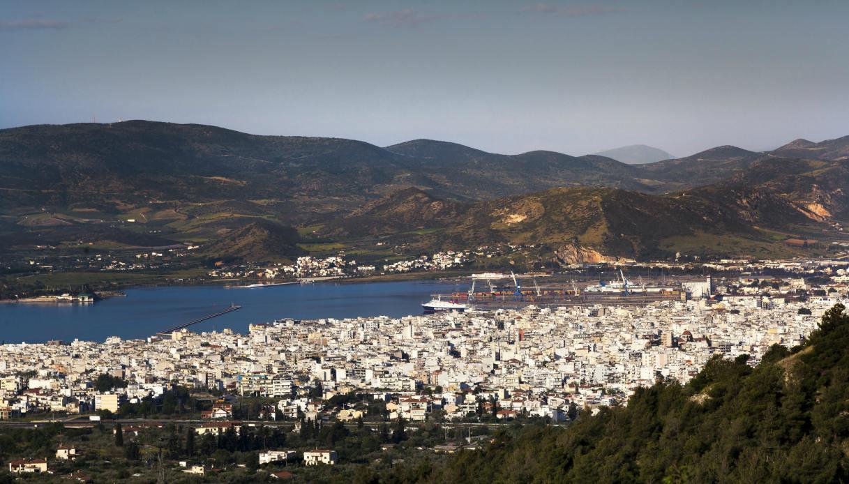 Cosa vedere a Volos, panorama sulla città