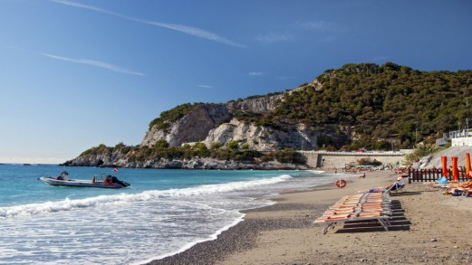 Weekend a Bergeggi, tra spiagge e isole protette