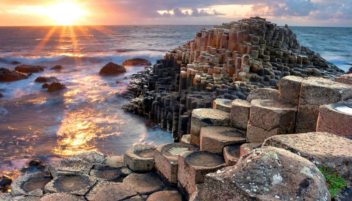 Irlanda, la verità e la leggenda dietro il Giant's Causeway