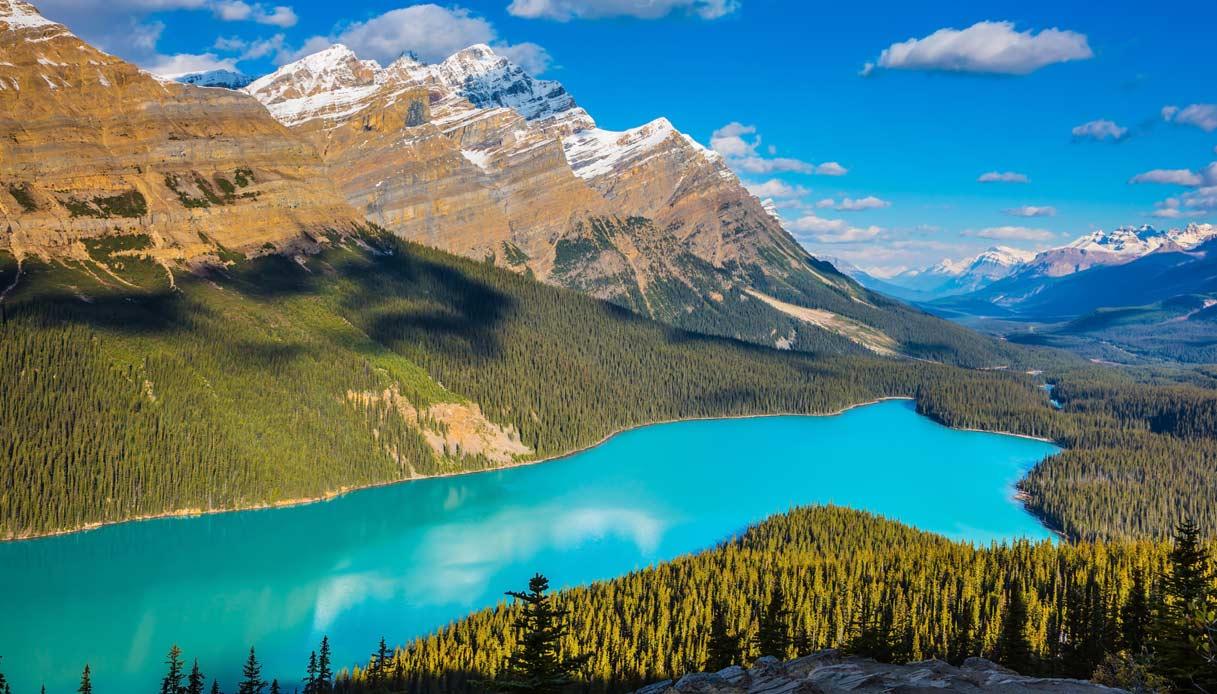 Colorati D Azzurro Chiaro i laghi colorati più belli del mondo   siviaggia