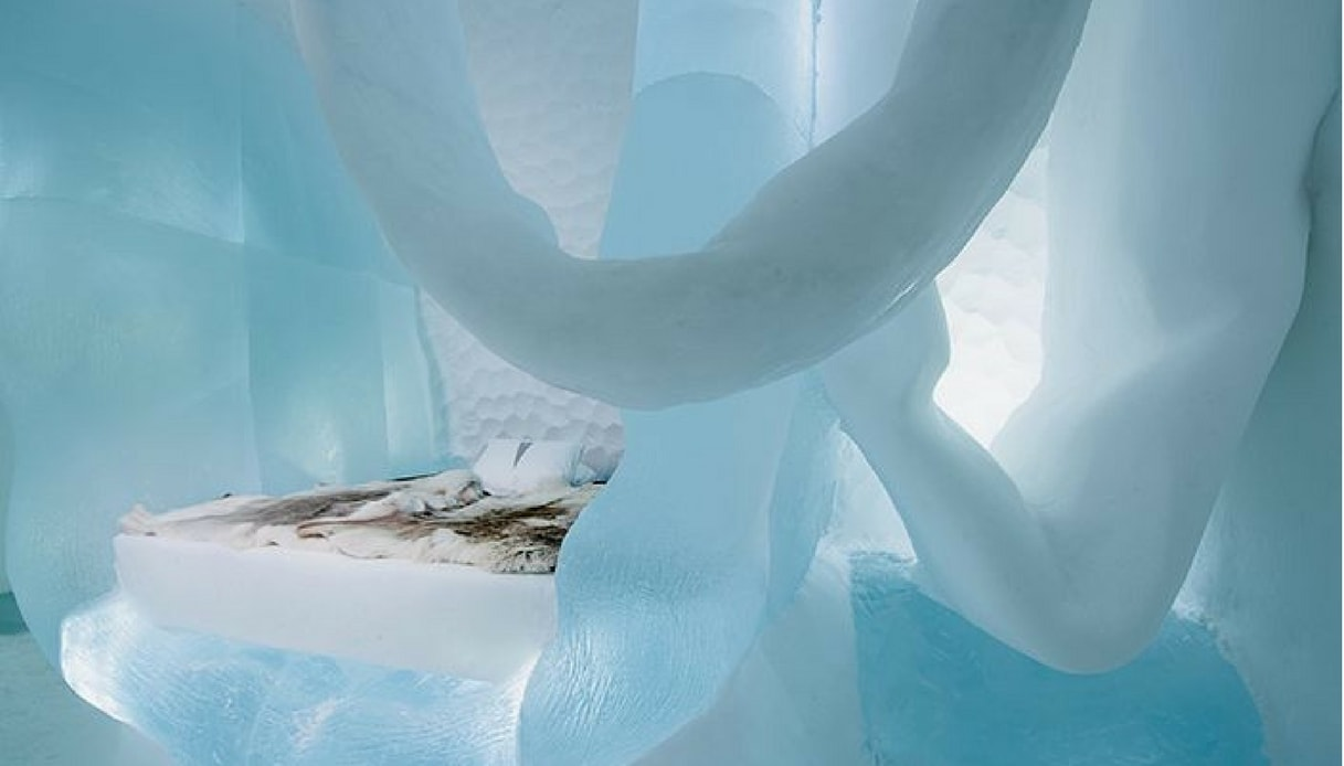Suite di ghiaccio Maurizio Perron