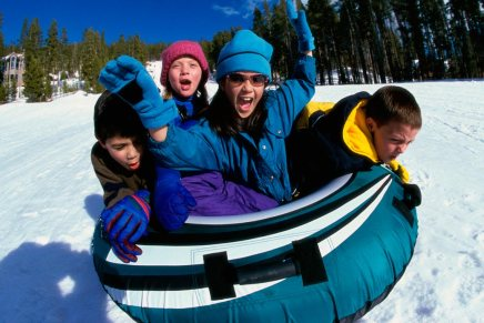 In Trentino Alto Adige ci sono i migliori parchi giochi sulle piste