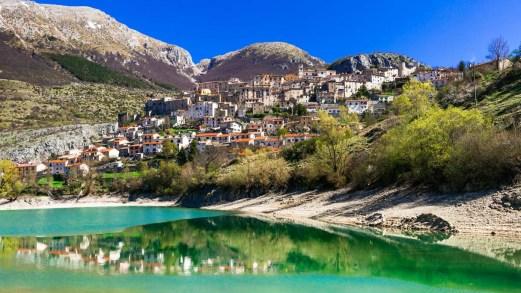 Tour dei borghi più belli dell'Abruzzo in bicicletta