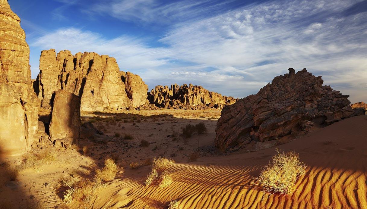Il più bel deserto è quello dell'Algeria: ecco perché andare