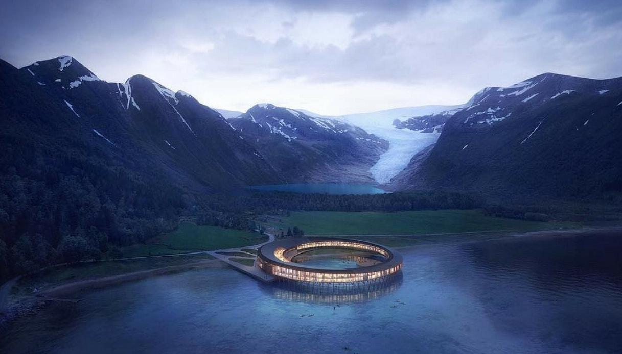 In Norvegia l'hotel green che consumerà l'85% di energia in meno