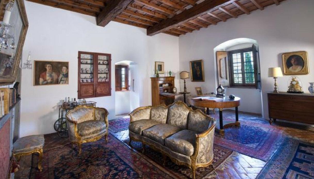 In vendita per 7,5 milioni di euro la villa di Michelangelo