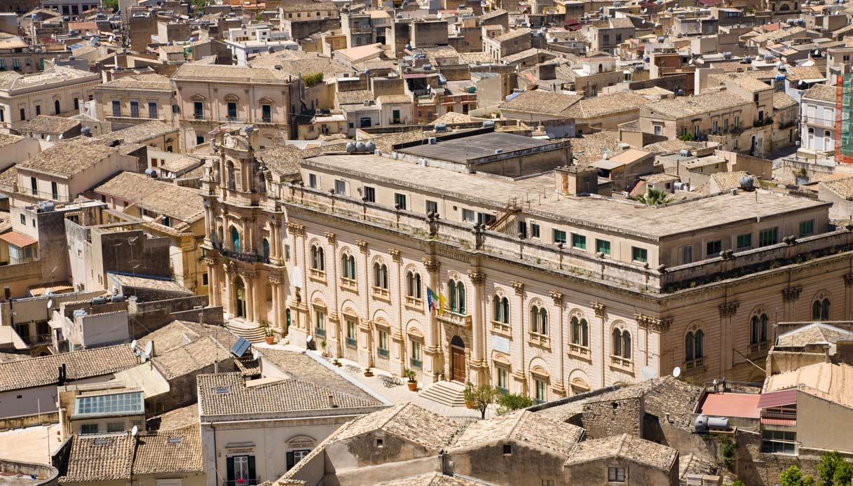 luoghi reali vigata fiction tv Montalbano Porto Empedocle