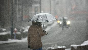 Meteo: ondata di gelo in Italia, neve al Nord e pioggia a Roma