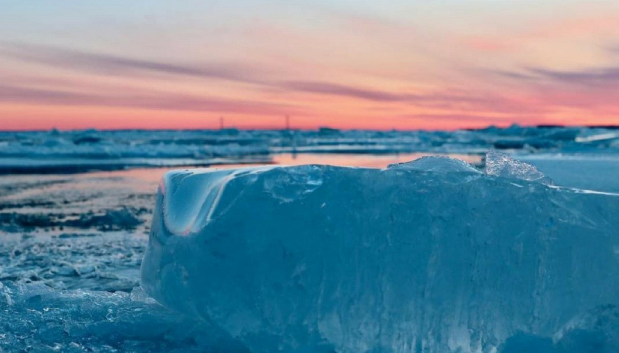 Le foto delle spettacolari montagne blu del Michigan