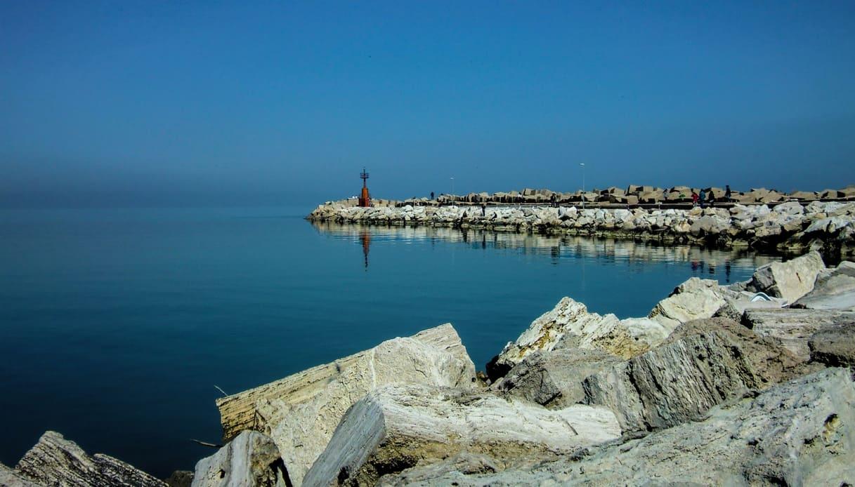 Giulianova, sulla via del Montepulciano d'Abruzzo