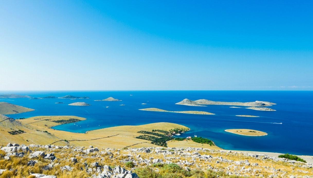 Croazia in barca, l'itinerario di viaggio delle Isole Incoronate