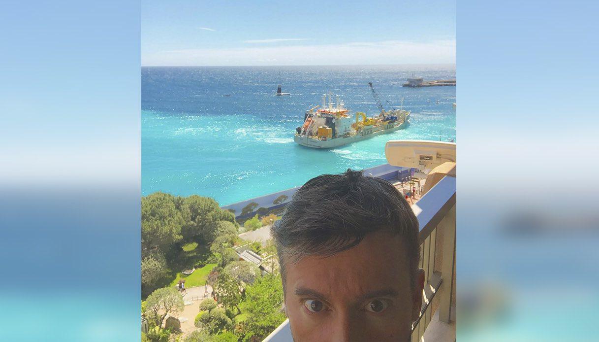 Max Biaggi avrà un'isola artificiale di fronte casa a Montecarlo