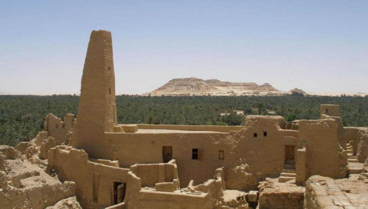 Egitto, scoperto il tempio dell'oracolo di Alessandro Magno