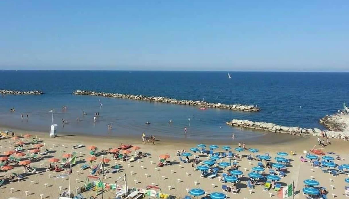 Spiaggia Bellaria - Igea Marina, Bandiera Verde 2018