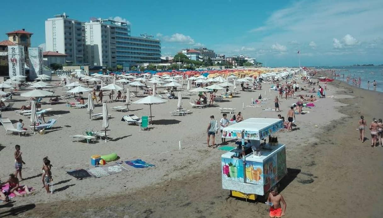 Spiaggia di Lignano Sabbiadoro, Bandiera verde 2018
