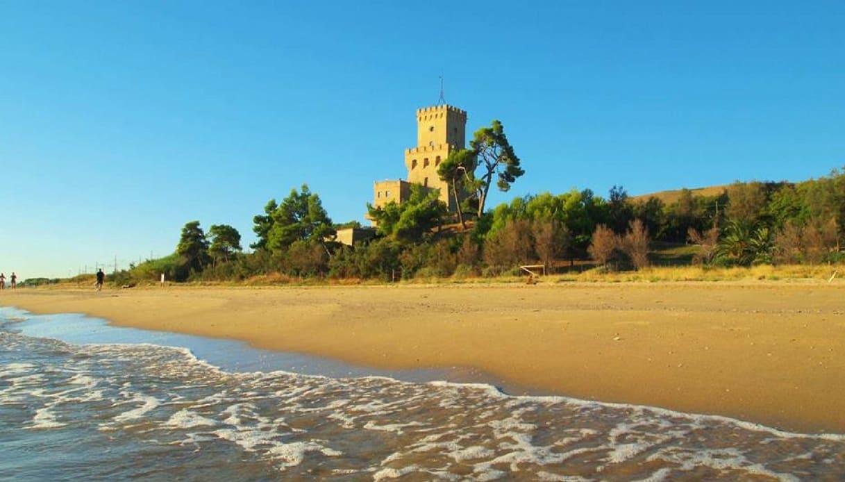 Spiaggia Pineto - Torre Cerrano, Bandiera verde 2018